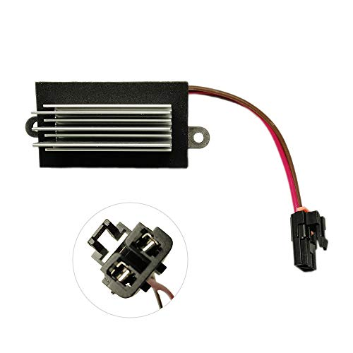 Heater Blower Motor Fan Resistor Control Module Exchange for HUMMER H2