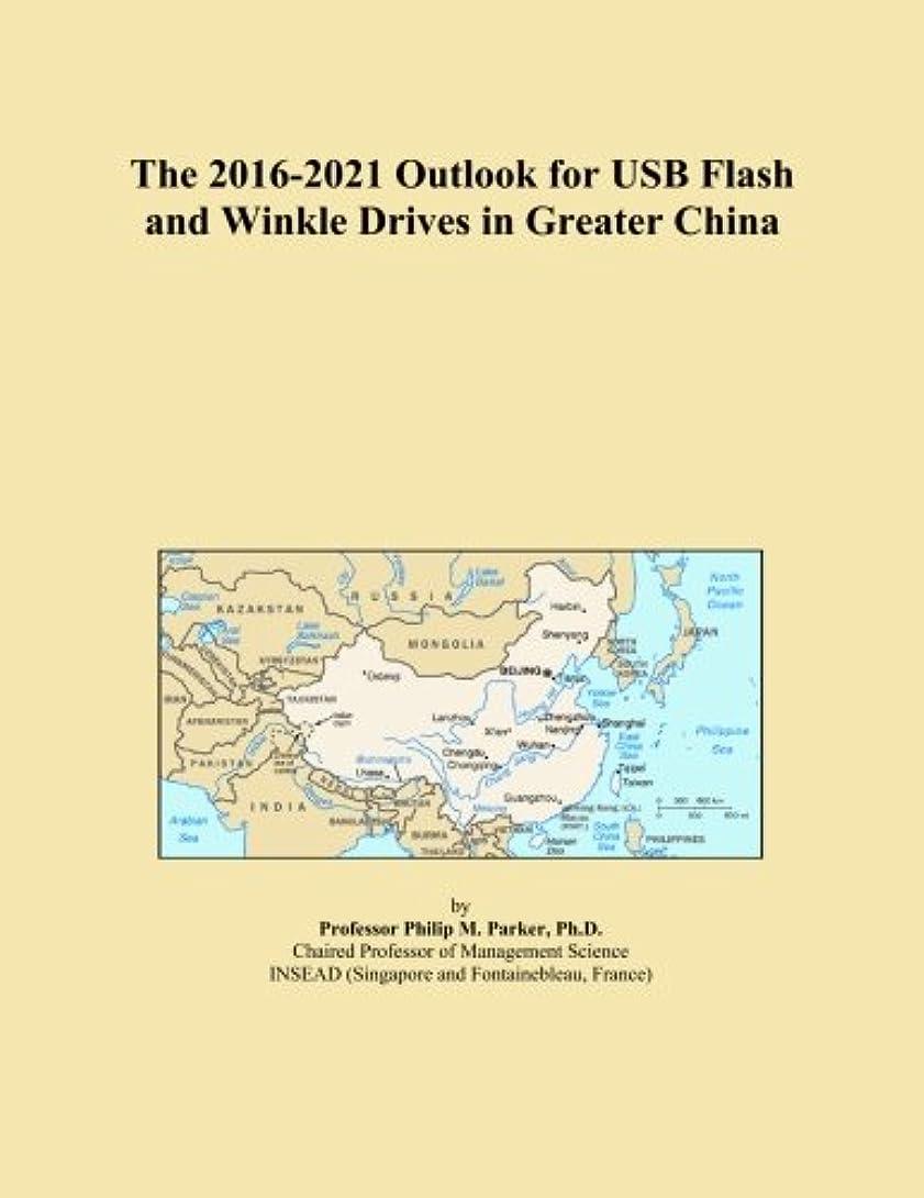 書道嵐カーフThe 2016-2021 Outlook for USB Flash and Winkle Drives in Greater China