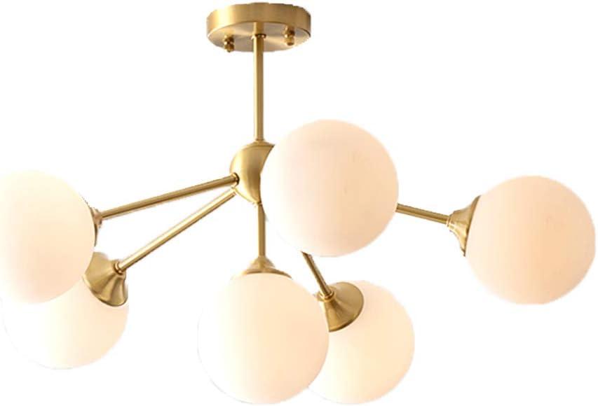 Modo Lighting Sputnik Chandelier 5 ☆ popular Light Pend Metal Lights Brass 6 Over item handling ☆