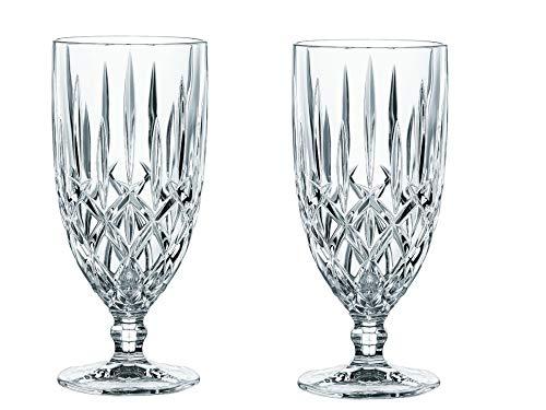 Spiegelau & Nachtmann, 2-teiliges Eisbecher-Set, Kristallglas, 425 ml, Noblesse, 102645