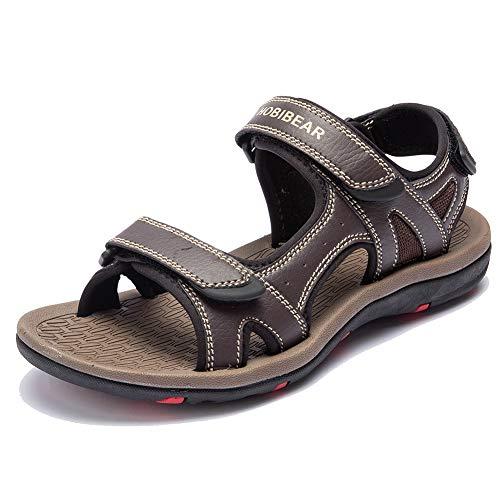 Sandales Homme Chaussures de Sport Plage Respirant...