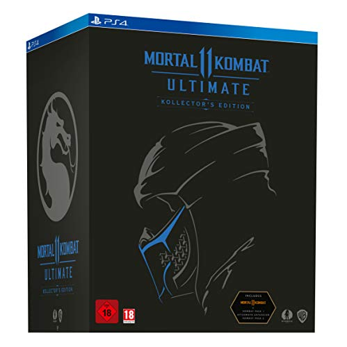 Mortal Kombat 11 Ultimate, Kollector Edition, PlayStation 4, Esclusiva Amazon