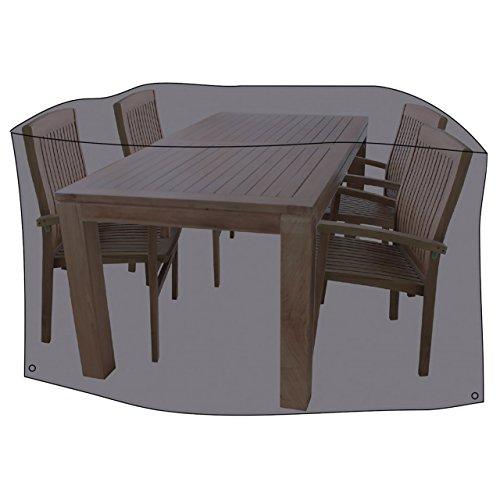 LINDER EXCLUSIV LEX - Telo protettivo deluxe per sedie, 320 x 93 cm, borsa per il trasporto