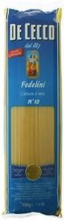 ディチェコ (DE CECCO) フェデリーニ NO.10 500g×24袋セット [並行輸入品]