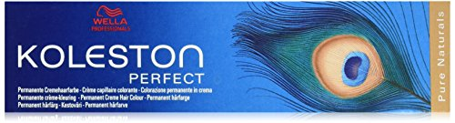 Wella Professionals Koleston Perfect 5/ 0 Haarfarbe, hell braun, 1er Pack (1 x 60 ml)