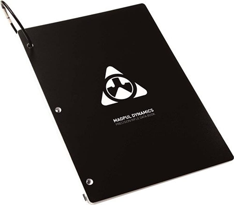 Magpul Industries Precision Rifle Data Book l0095749524