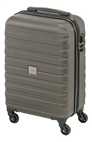 Princess Traveller Boston Document Traveller koffer, 55 cm, 30L, antraciet