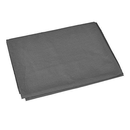 Neewer® - Estudio fotográfico 100% muselina pura de fondo para fondo plegable para fotografía, vídeo y haya (10 x 365,76 cm/3 x 3,6 m), color gris