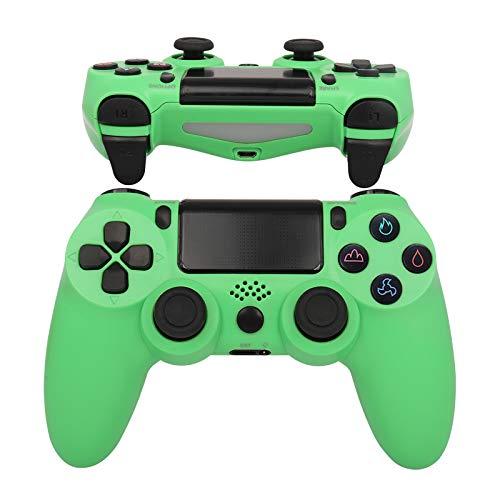 JVASX Mando para PS4, Bluetooth Gamepad Controlador Inalámbrico para Playstation 4 Y...