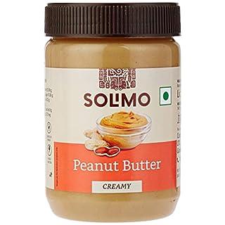 Amazon Brand - Solimo Peanut Butter