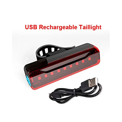 Smart Sensor Fahrradscheinwerfer Set USB Wiederaufladbare Rücklicht LED Scheinwerfer Fahrrad Licht Fahrrad Taschenlampe