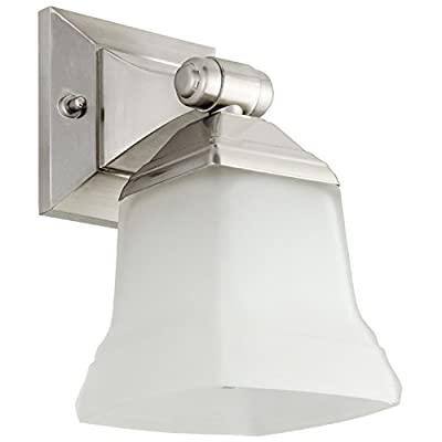Sunlite Bell Shaped Frosted Glass
