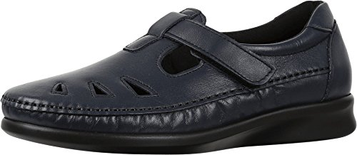 SAS Women's, Roamer Slip-On Loafer Navy