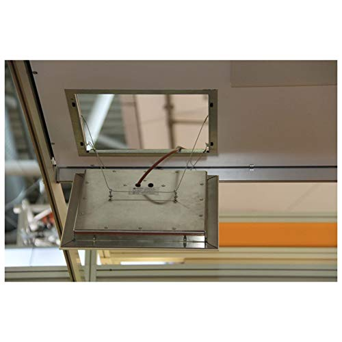 VITRAMO Decken-Heizelement VH-I04848 475x475x42mm 480W Heizstrahler 4250939301532