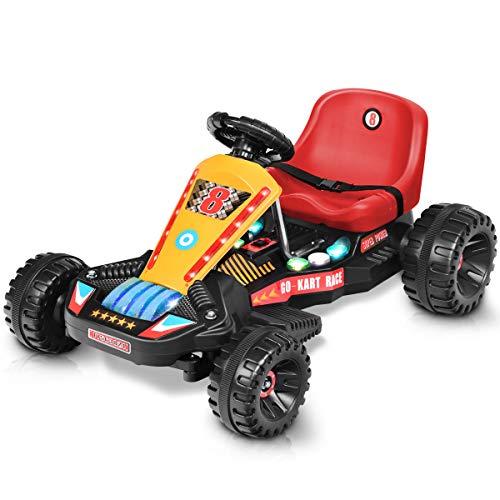 Costzon Electric Go-Kart