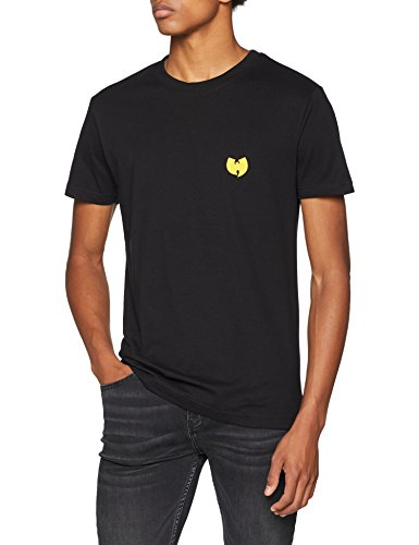 Wu-Wear Front-Back tee Camiseta para Hombre