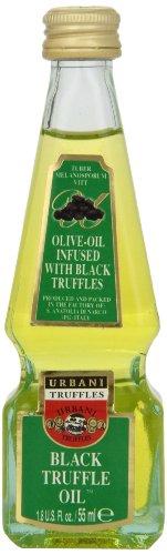 Urbani Black Winter Truffle Infused Oil, Bottle, 55 ml, 1.69 Fluid Ounce Bottle
