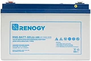 Best 12v 100ah gel battery Reviews