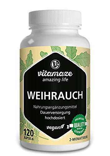 Vitamaze - amazing life -  Weihrauch Kapseln
