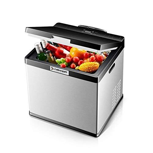 Auto Koelkast-Outdoor trekstang draagbare auto Compressor koelkast met vriesvak, 12 V / 24 V LOLDF1