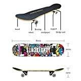 Zoom IMG-1 skateboard strada concava double kick