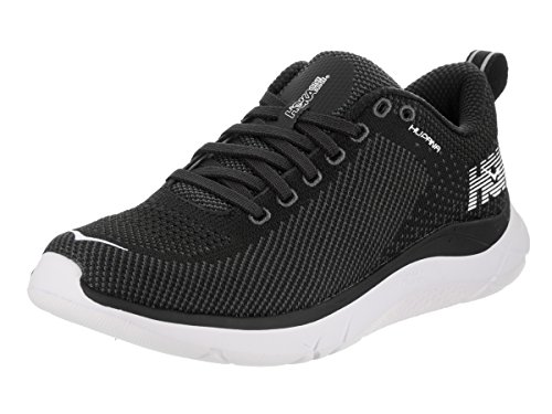 HOKA ONE ONE Hupana Women's Running Shoe Black/Dark Shadow (10)