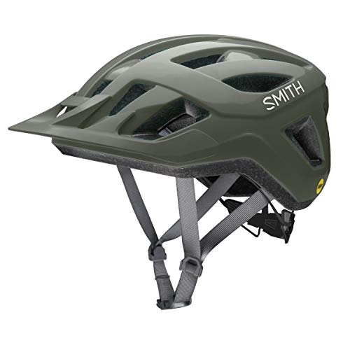 SMITH Convoy MIPS, Casco Bici Unisex Adulto, Sage, Small