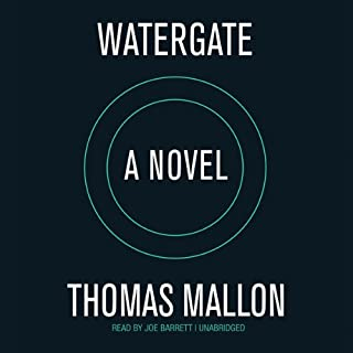 Watergate audiobook cover art