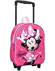 Mochila con ruedas Minnie Mouse Strong Together (3D)