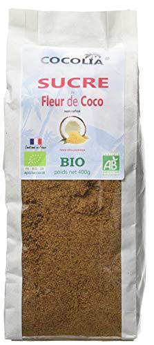 NATURELLEMENT SANS GLUTEN Sucre de Coco Bio 400 g