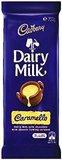 Cadbury Dairy Milk Chocolate Caramello 200g Block