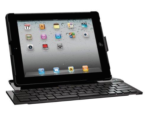 Logitech Fold-Up Keyboard Tastatur für iPad2 (deutsches Tastaturlayout, QWERTZ)