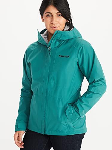 Marmot Womens Minimalist Jacket, Deep Jungle, x Small