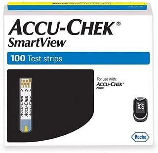 Accu Chek Nano Smartview Test Strips 100 Strips
