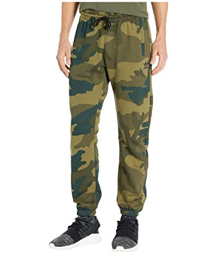 adidas Originals Men's Camo Pants, Multicolor, 2XL