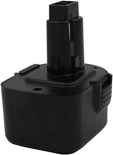 Sponsored Ad – KINSUN Replacement Power Tool Battery 12V 3.0Ah Ni-Mh for Dewalt Cordless Drill Impact Driver DC9071 DE9037...