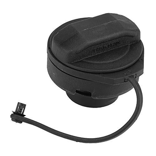Tankdeckel, schwarz Tankdeckel Tragbarer Tankdeckel für A4 A6 A8 1J0201553A 1J0201553A