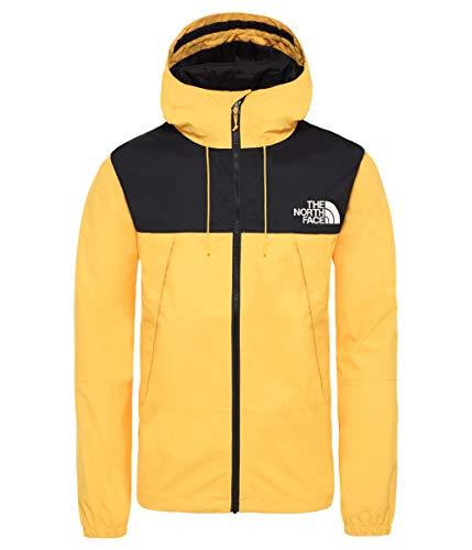 The North Face Men Rain Jacket 1990 Mountain Q, Größe:XL, Farbe:TNF Yellow