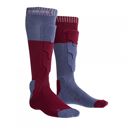 Ion BD_Sock 2.0 Protection Protektoren Socken Combat red, Größe:35-38
