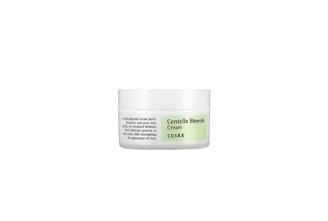 波紋副詞行列COSRX Centella Blemish Cream (並行輸入品)