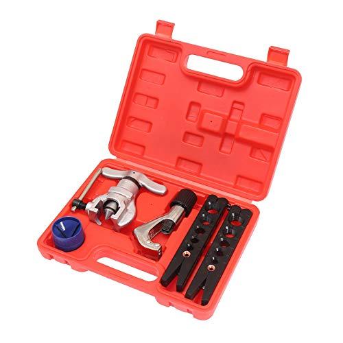 371216 Kit de herramientas de abocardado métrico e imperial