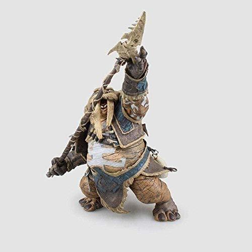 KIJIGHG World of Warcraft Advanced Series 1: Muneca movible 18 cm Figura de Anime de Halloween Figuras de accion Modelo de Personaje de Anime