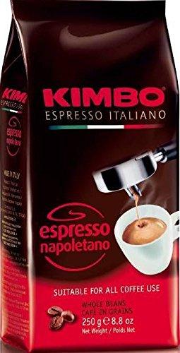 Kimbo Napoletano, Espresso-Bohnen, 250 g
