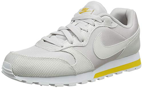 Nike Damen WMNS Md Runner 2 Se Laufschuhe, Grau (Vapste Grey/Platinum Tint/White 002), 39 EU