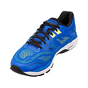 ASICS Men's GT-2000 7 Running Shoes, 10.5M, Illusion Blue/Black