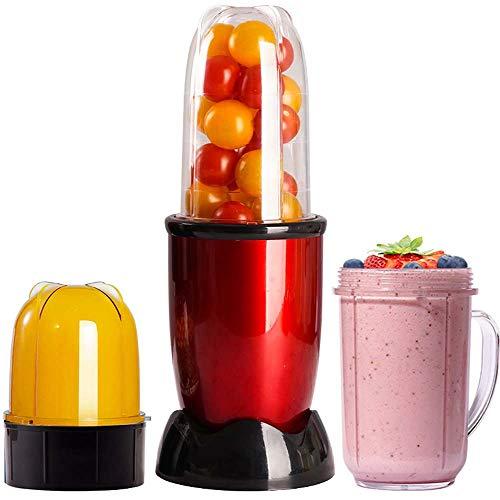 WXYLYF 220V Multi Saftmaschine Mini den Haushalt Blender Qualitäts-Entsafter-Maschine Mini Entsafter, geeignet für Gemüse und Obst, Babynahrung.