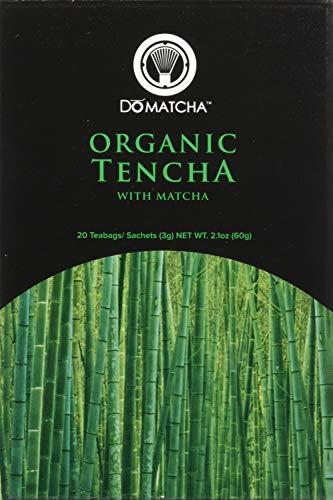 DoMatcha Organic Ten-Cha with Matcha Blend, 60gm