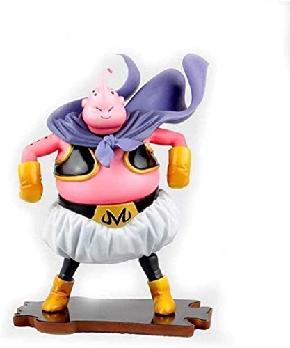 Dragon Balls Z Majin Buu Anime Action Figure Statue of Character Collectible DBZ Statue of Character PVC Figurines…