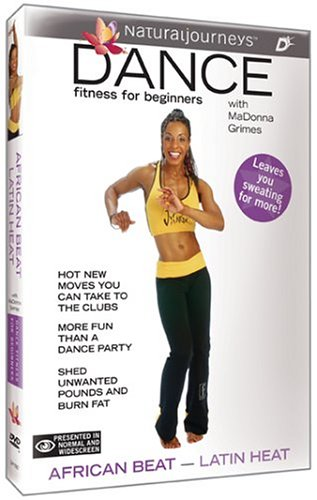 Dance Fitness for Beginners with MaDonna Grimes: African Beat - Latin Heat