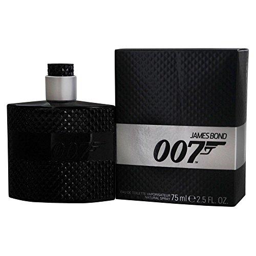 James Bond 007 52281 Eau de Toilette 75 ml